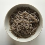 Shirataki noodles - black