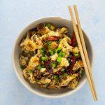 Chinese Cauliflower Recipe