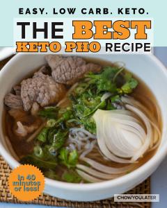 Keto Pho Featured Image