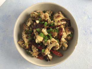 Top with scallions