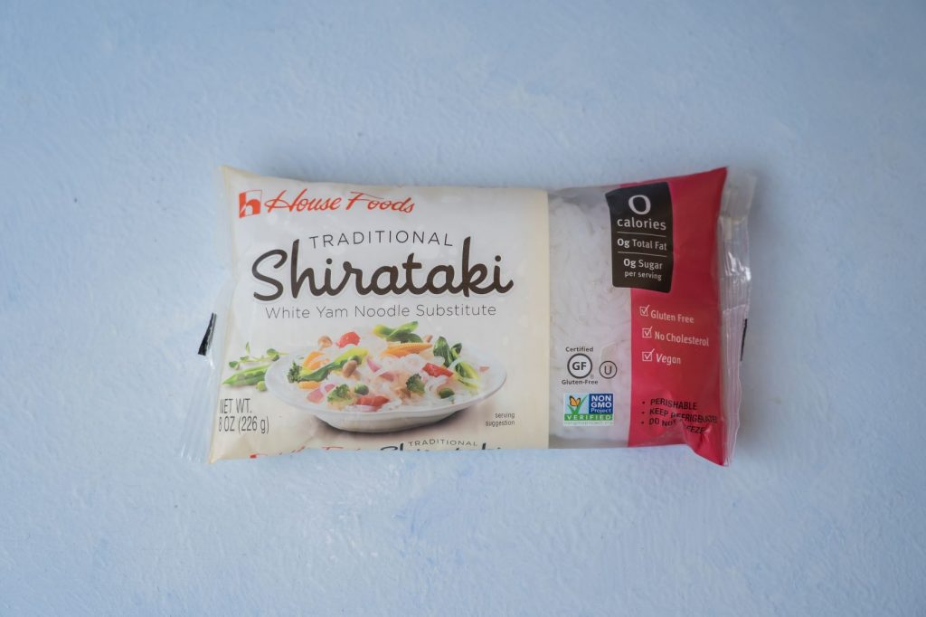 House Foods Traditional Shirataki Noodles package
