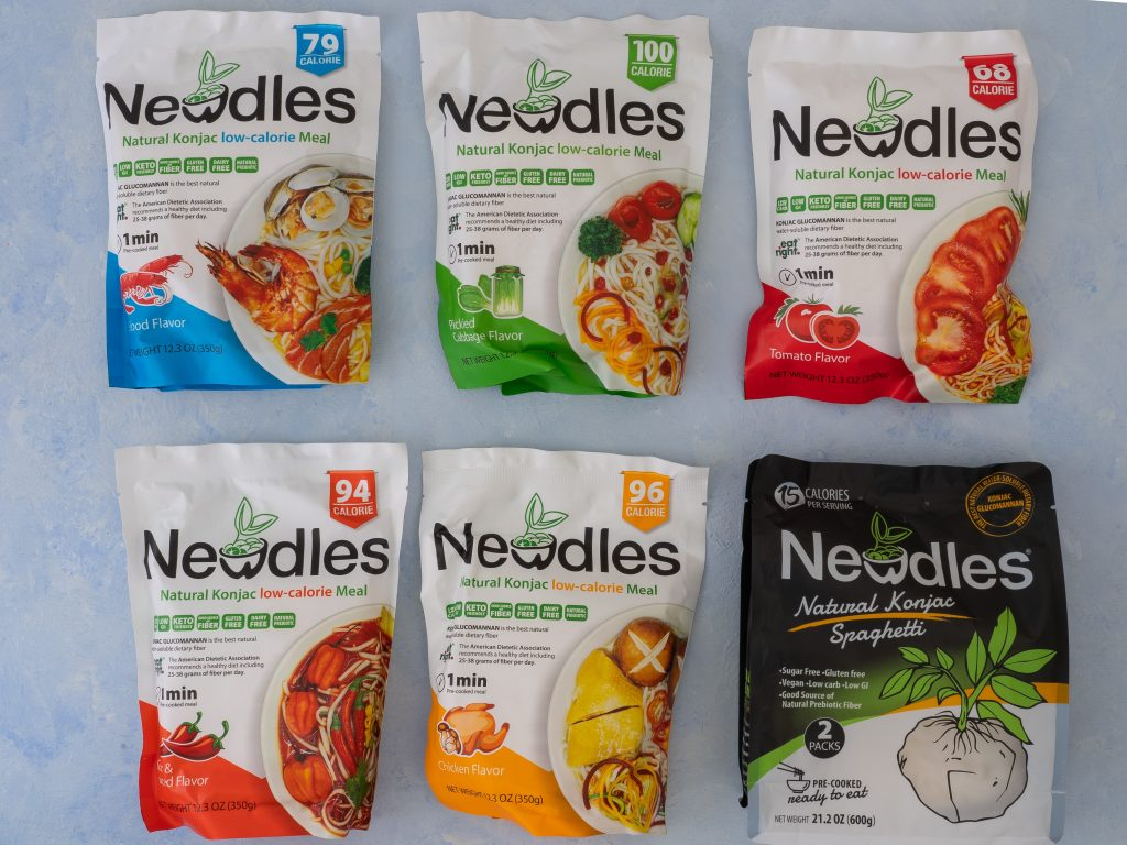 Newdle product packages