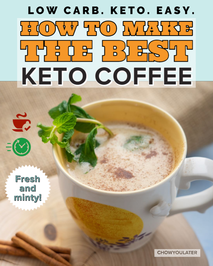 Bulletproof Coffee Recipe Keto - Featured Image